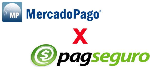 Mercado Pago x Pag Seguro